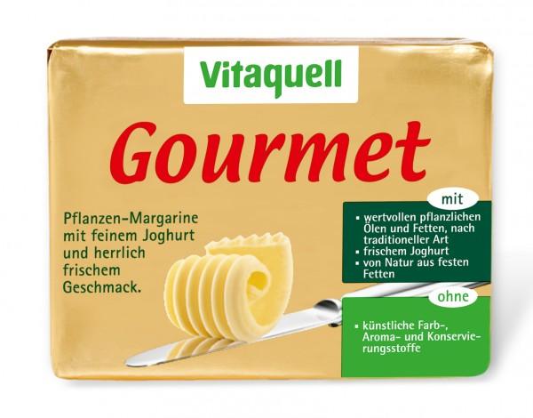Pflanzen-Margarine Gourmet mit Joghurt