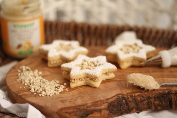 Cashew-Terassen-Kekse-Sternkekse-mit-FV-Geniesser-Creme-1