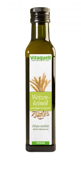 Frisches Weizenkeimöl