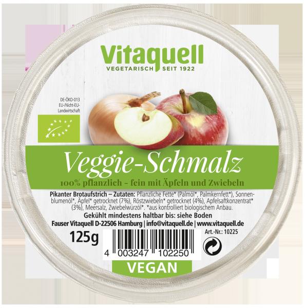 Veggie-Schmalz Bio, 125 g