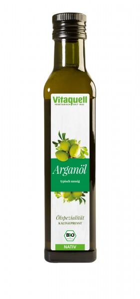 Argan-Öl Bio ungeröstet kaltgepresst nativ 250 ml