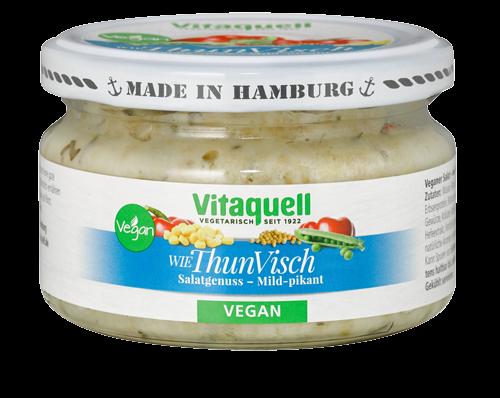 ThunVisch-Salat - vegan, mild-pikant, 180 g