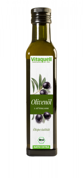 Oliven-Öl Bio nativ extra 250 ml