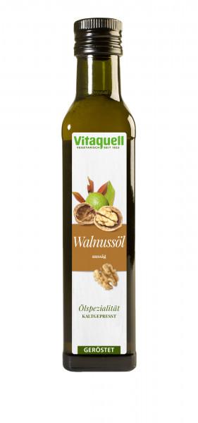 Walnuss-Öl geröstet, kaltgepresst 250 ml