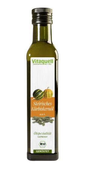 Steirisches Kürbiskern-Öl g.g.A. Bio geröstet 250 ml