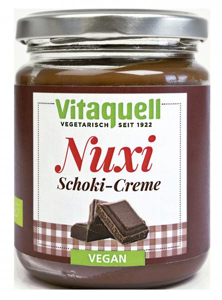 Vitaquell Nuxi-Schoko-Creme nussfrei Bio Vegan