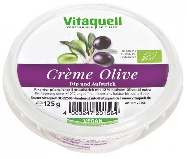 Crème Olive, 125 g