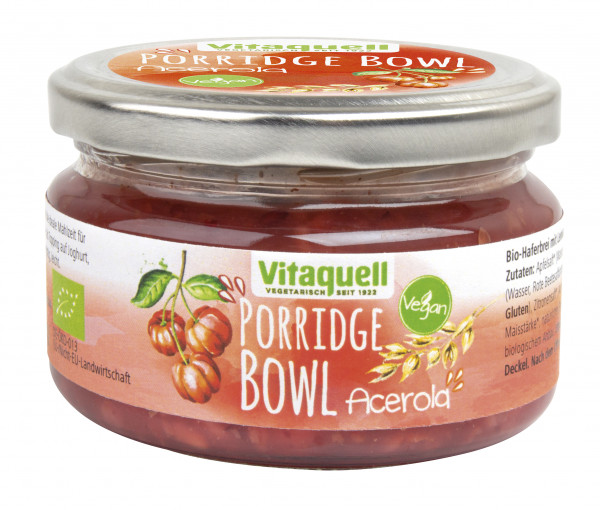 Porridge Bowl Acerola 180 g