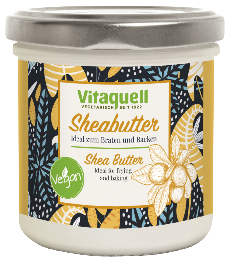 Sheabutter Bio, 120 g