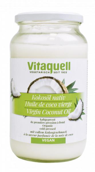 Kokosöl Bio, nativ 800 g