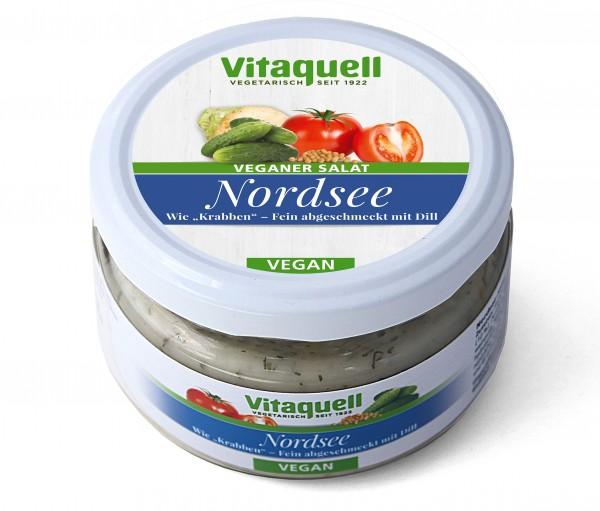 Nordsee-Salat - vegan, wie Krabbensalat, 180 g
