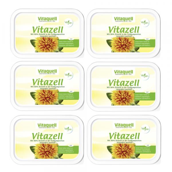 6 x Vitazell, 250 g
