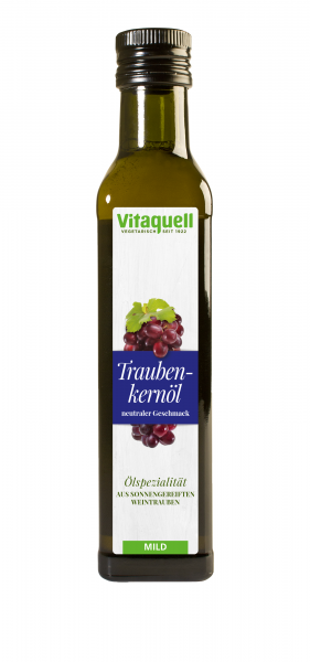 Mildes Traubenkern-Öl 250 ml