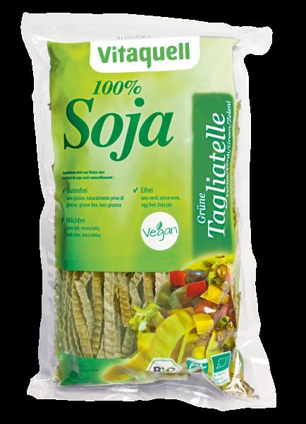 Soja Grüne Tagliatelle Bio, 200 g